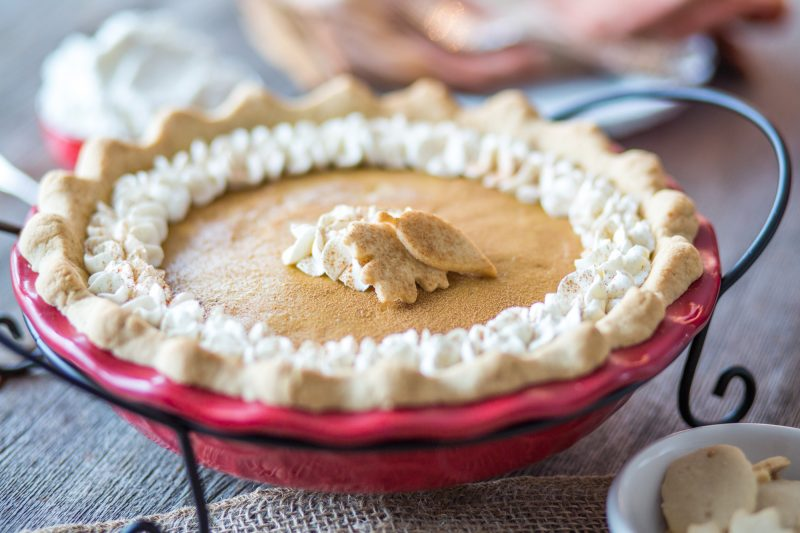 Paleo Pumpkin Pie - Primal Palate Chiffon Pumpkin Pie-6