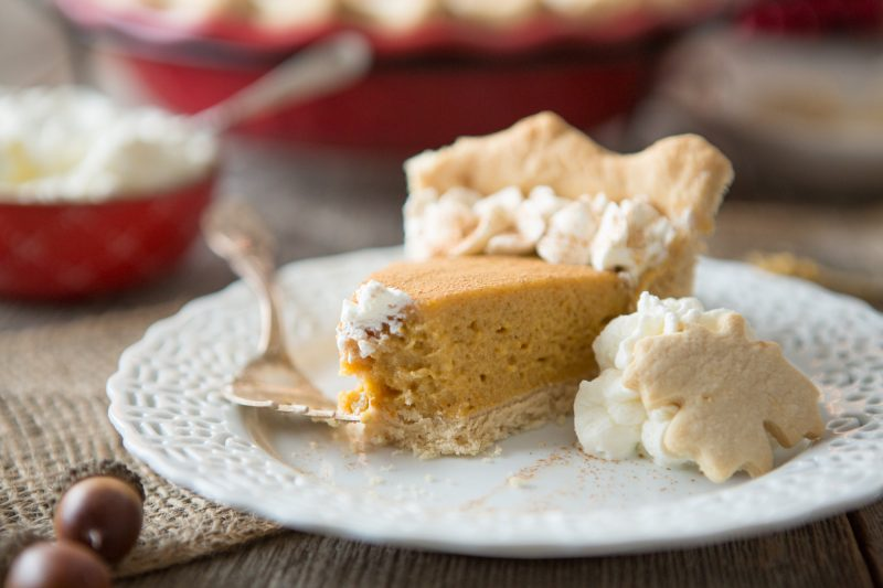 Paleo Pumpkin Pie - Primal Palate Chiffon Pumpkin Pie-7