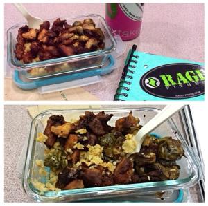 college paleo meals