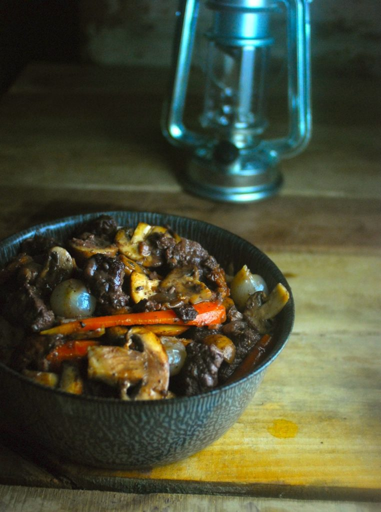 Cabernet Beef Stew Recipe