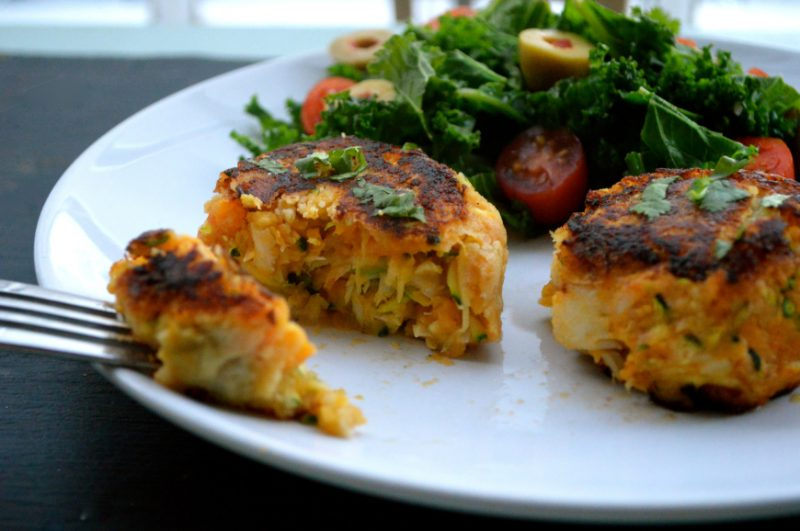 Roasted Cod and Chorizo Fish Cakes Recipe