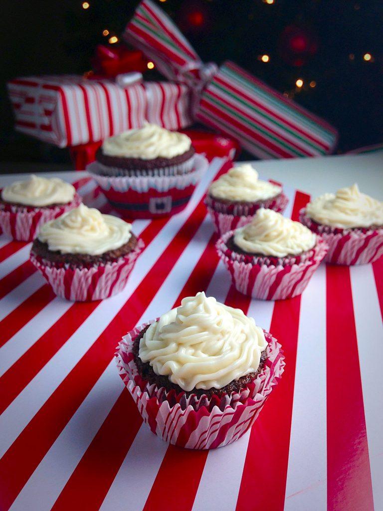 Peppermint Mocha Cupcakes Recipe