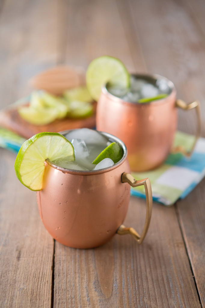 Moscow Mule recipe from Make it Paleo 2
