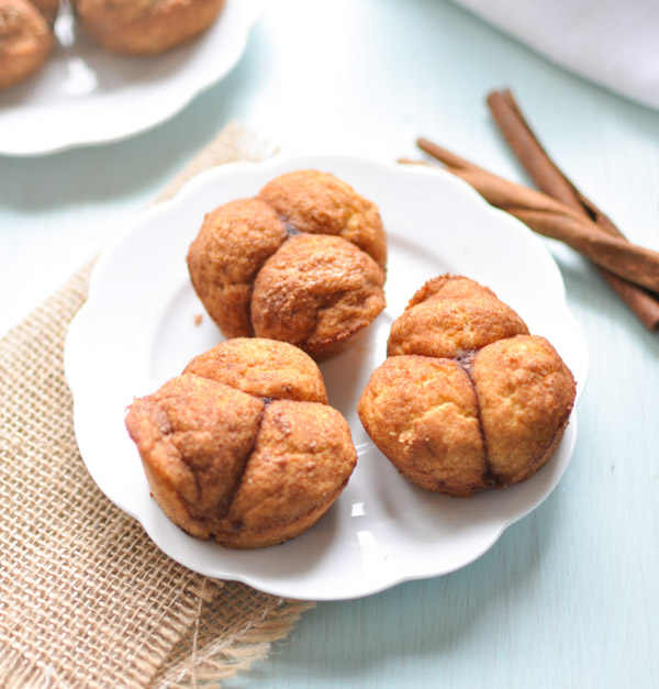 Cinnamon Clover Rolls Recipe
