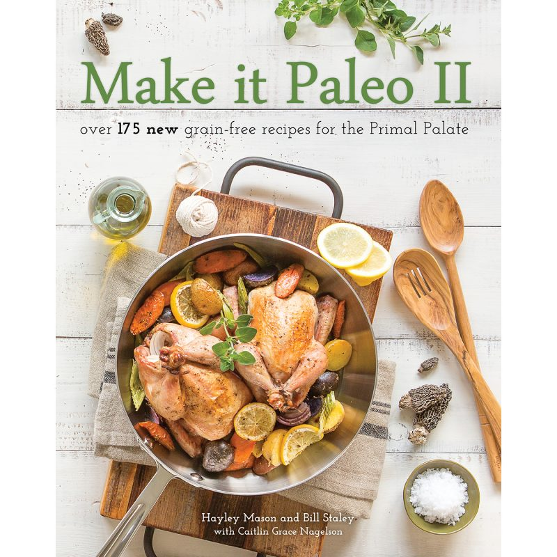 Make it Paleo 2 - Cover