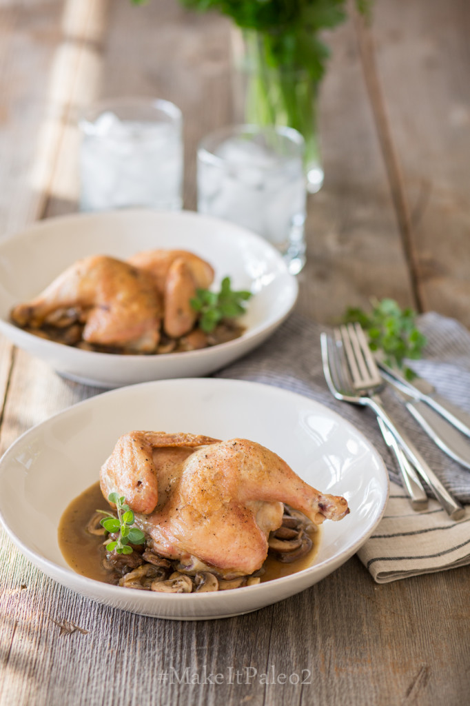 Make It Paleo 2 - Chicken en Brodo