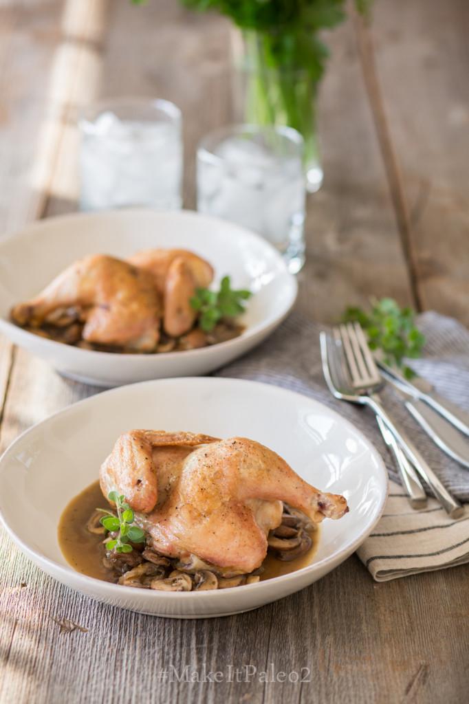 Make It Paleo 2 - Chicken en Brodo