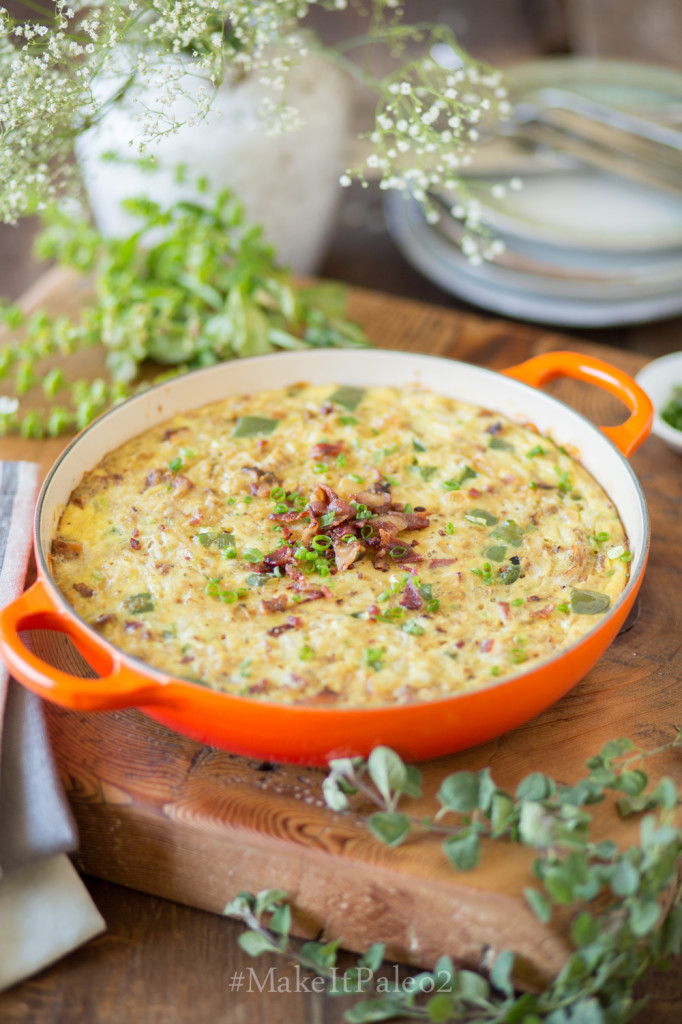 Make It Paleo 2 - Breakfast Casserole
