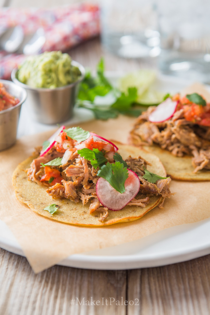 Make It Paleo 2 - Lamb Barbacoa Tacos