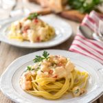 Make It Paleo 2 -Lobster Fettuccine Alfredo
