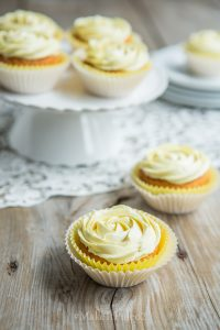 Make It Paleo 2 - Luscious Lemon Cupcakes