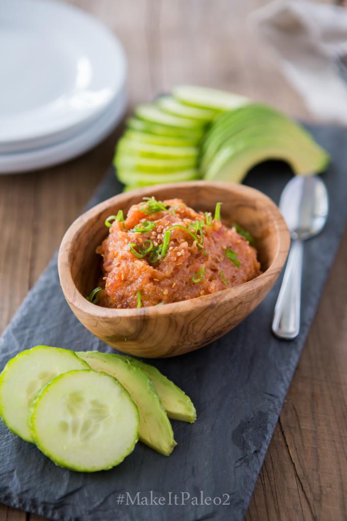 Make It Paleo 2 - Spicy Tuna Dip