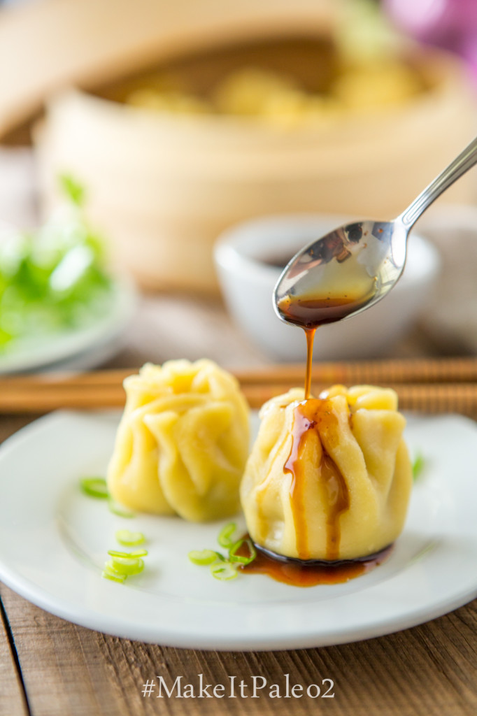Make It Paleo 2 - Pork Dumplings