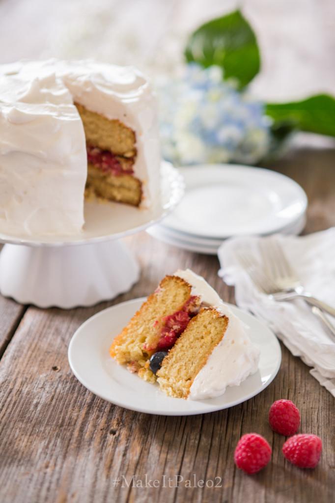 Make It Paleo 2 - Primal Palate Wedding Cake