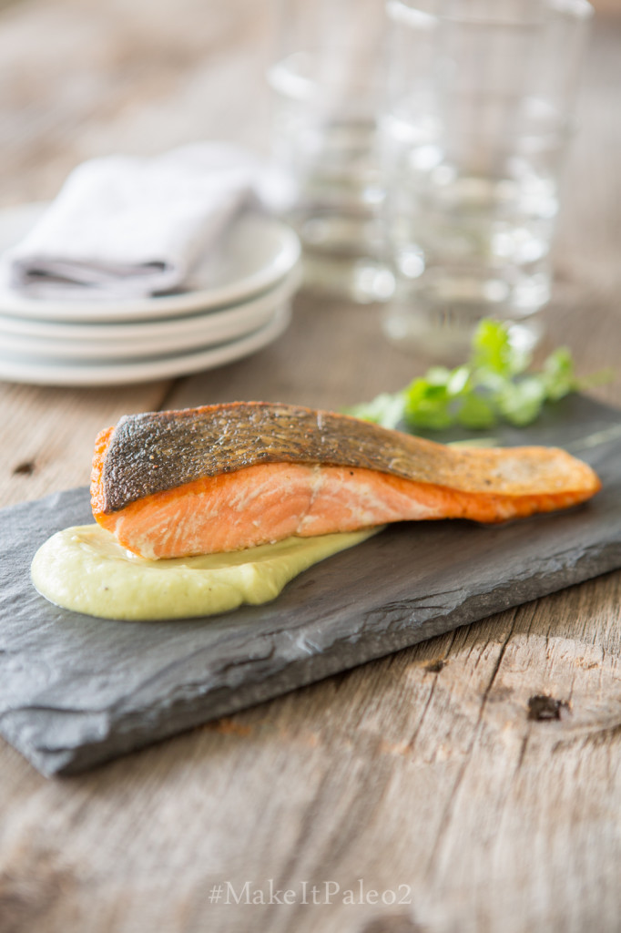 Make It Paleo 2 - Pan Seared Salmon