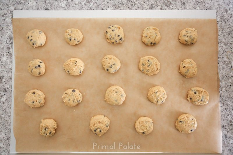 Nut-Free Chocolate Chip Cookies Recipe