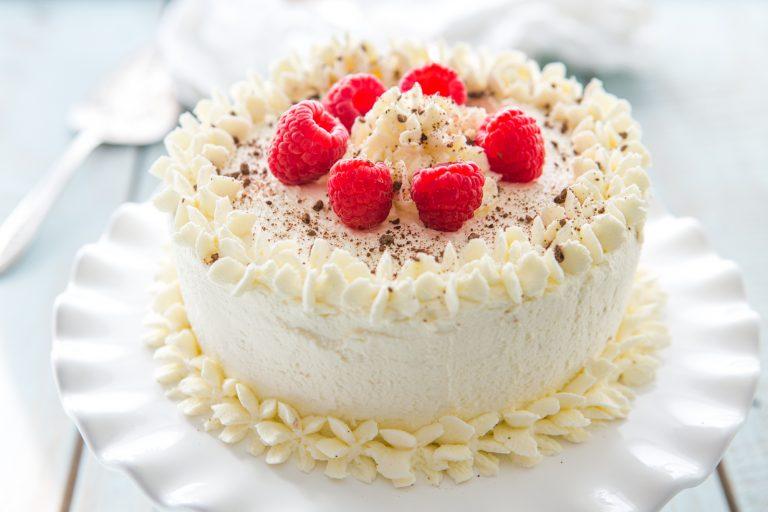 Gaps Paleo Birthday Cake