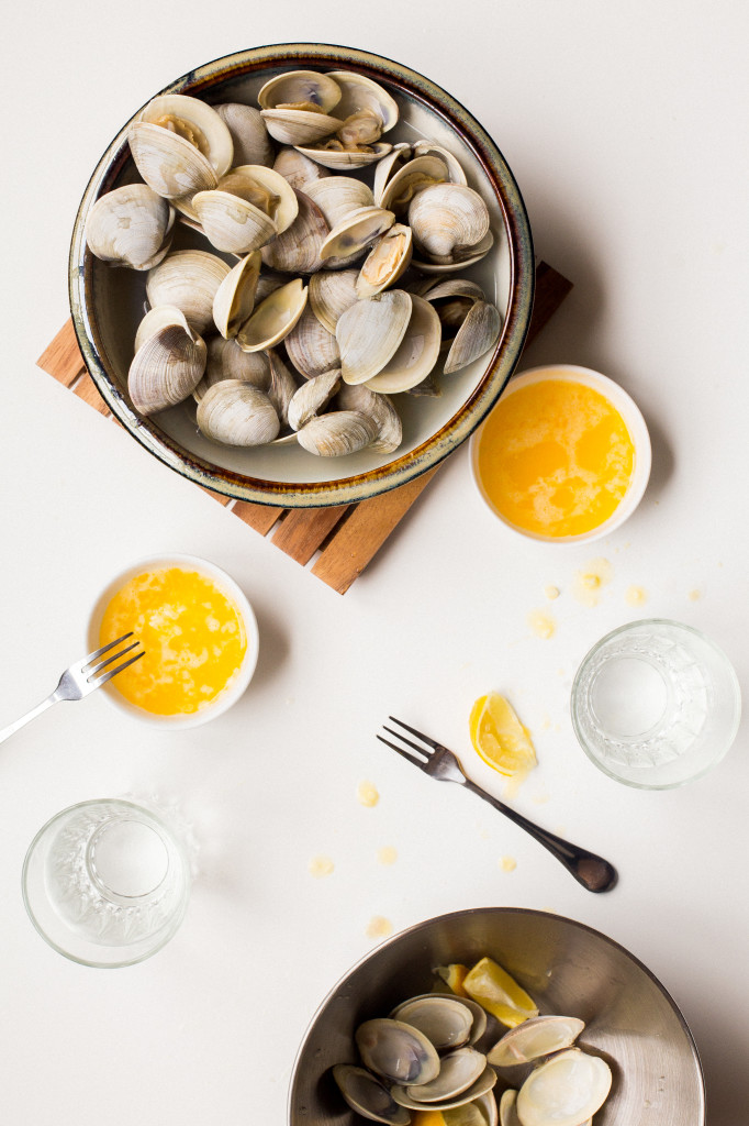 Steam Littleneck Clams