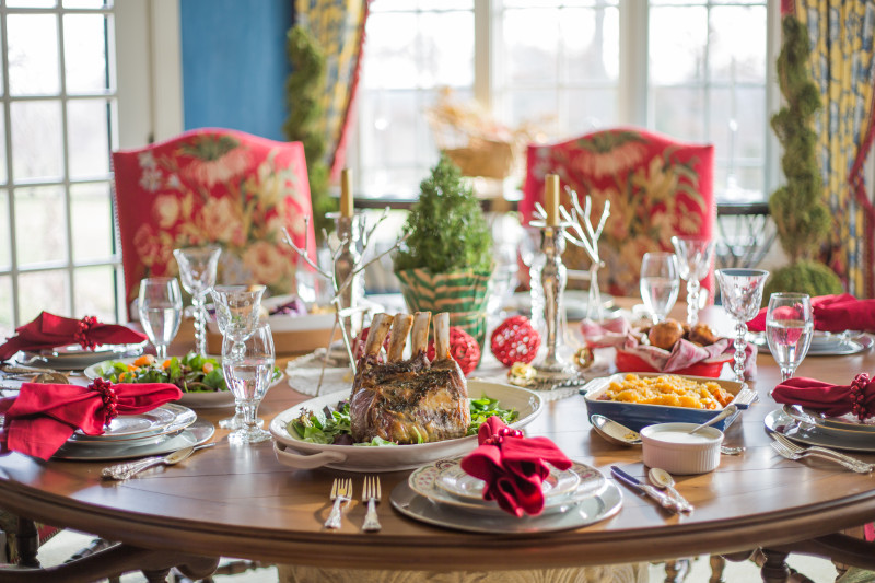 Paleo Christmas Dinner - Gather The Art of Paleo Entertaining | Hayley Mason and Bill Staley