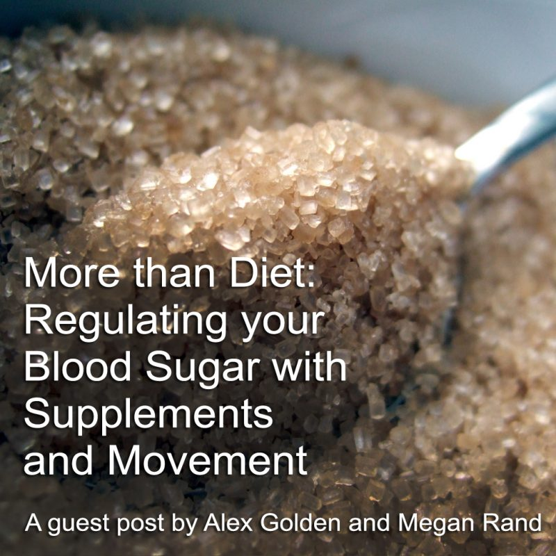 Blood Sugar Post