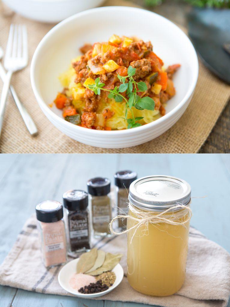 Broth Sauce recipes