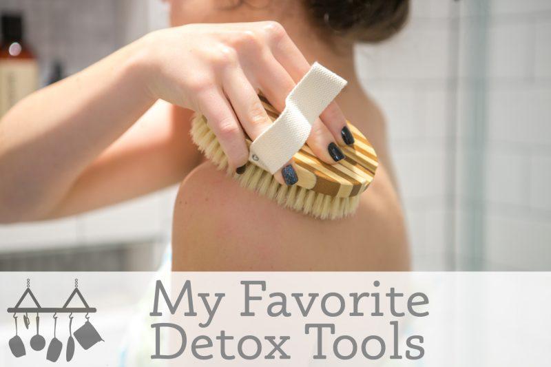 Detox Tools