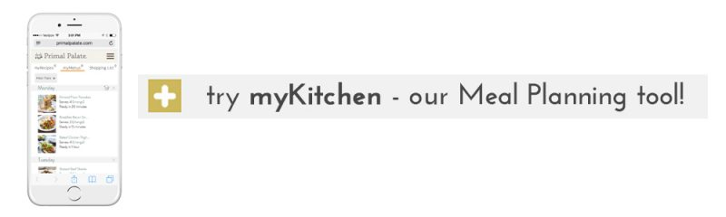 Try myKitchen