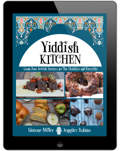 Yiddish Kitchen by Simone Miller