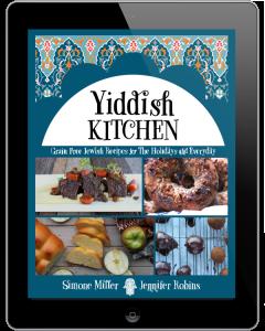 Yiddish Kitchen by Simone Miller