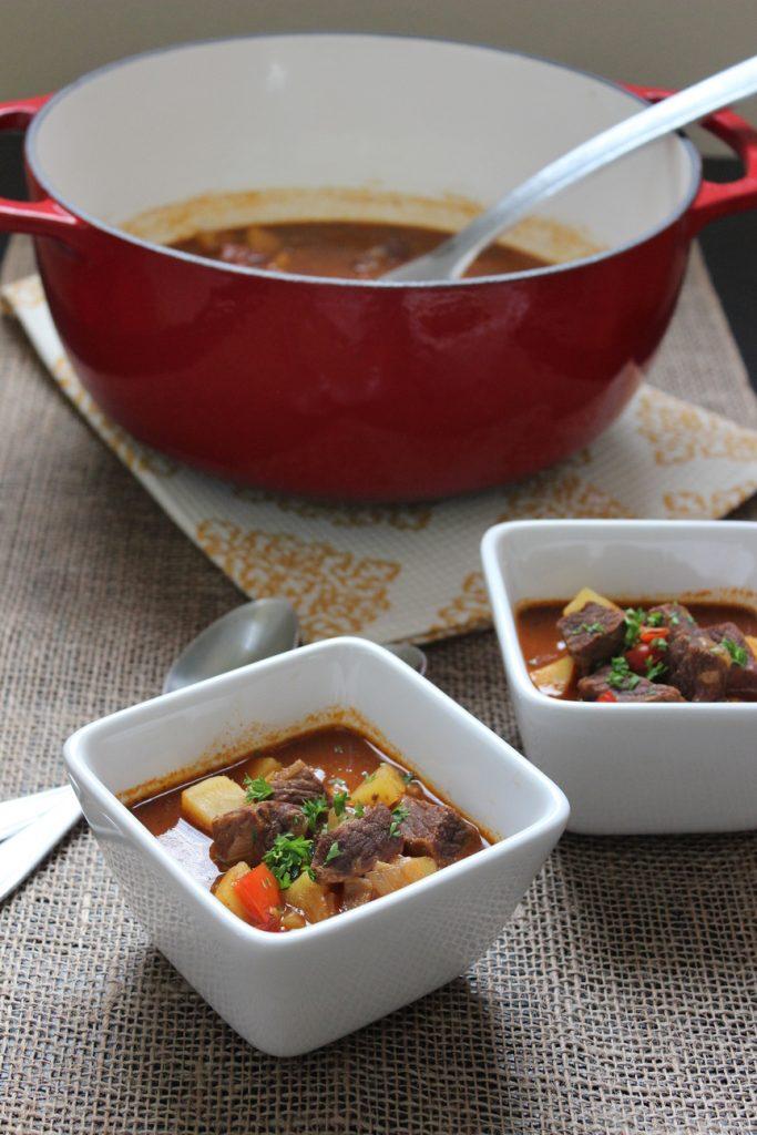 German Goulash Soup Recipe