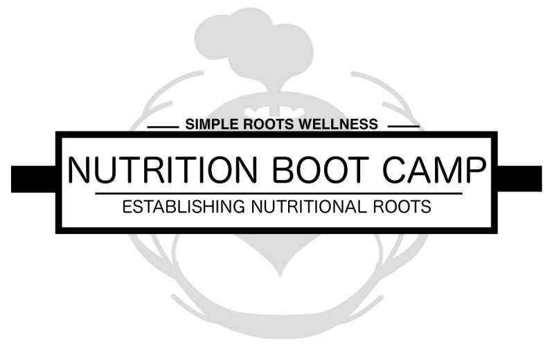 nutrition bootcamp