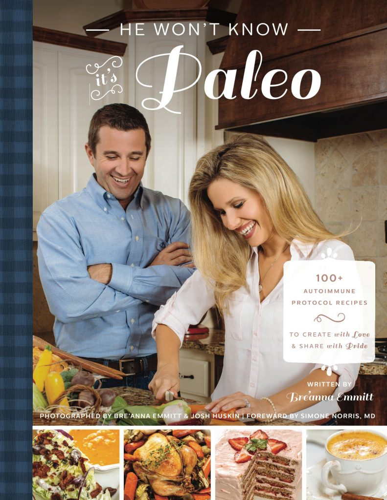 He won't know it's paleo Cover