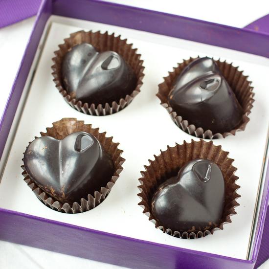 Homemade 4-Ingredient Dark Chocolate Recipe