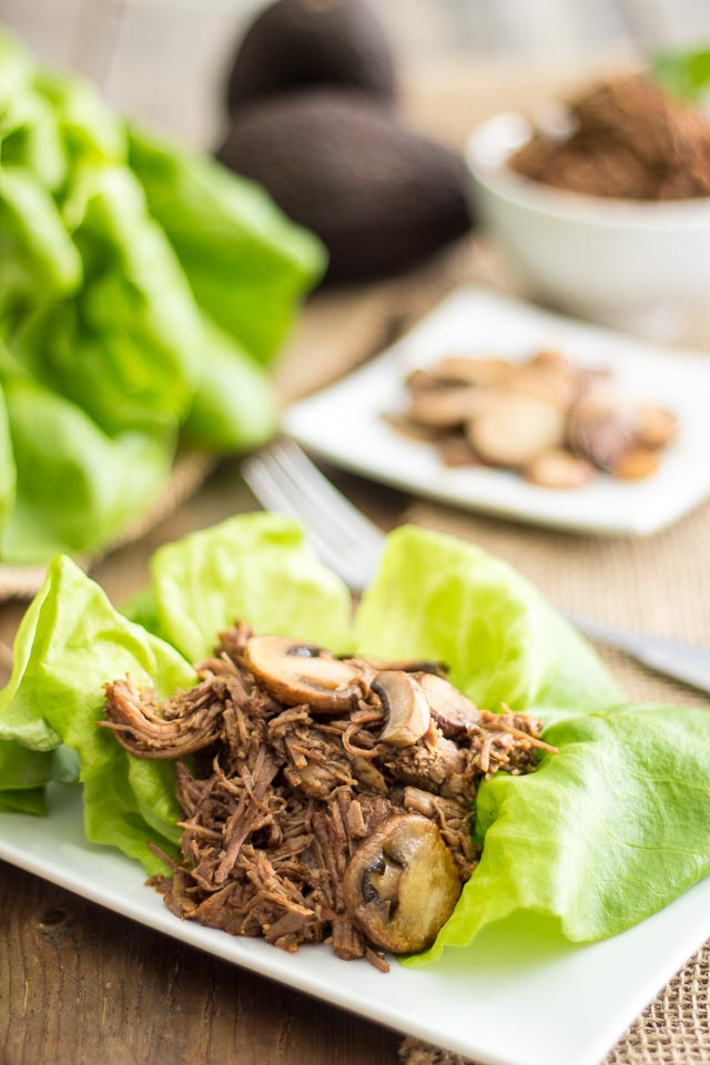 Lamb Barbacoa Reviewed by The Healthy Foodie