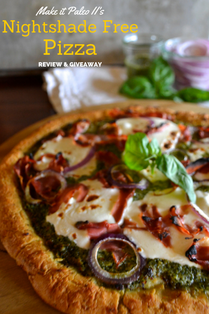 Nightshade Free Pizza from Make it Paleo II