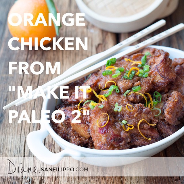 Orange Chicken Reviewed by Balanced Bites
