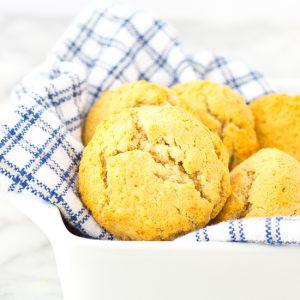Simple Grain-Free Biscuits