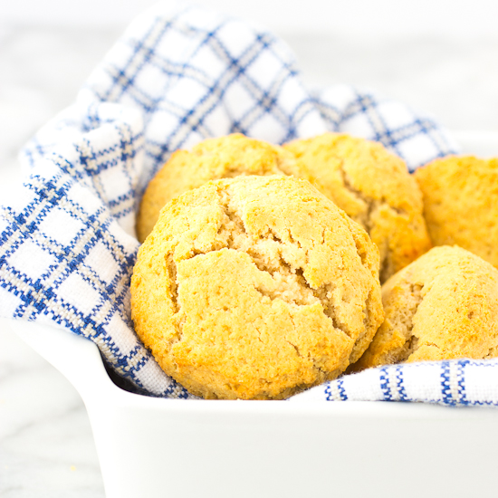 Simple Fluffy Biscuits Recipe