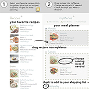 Use our free Meal Planner