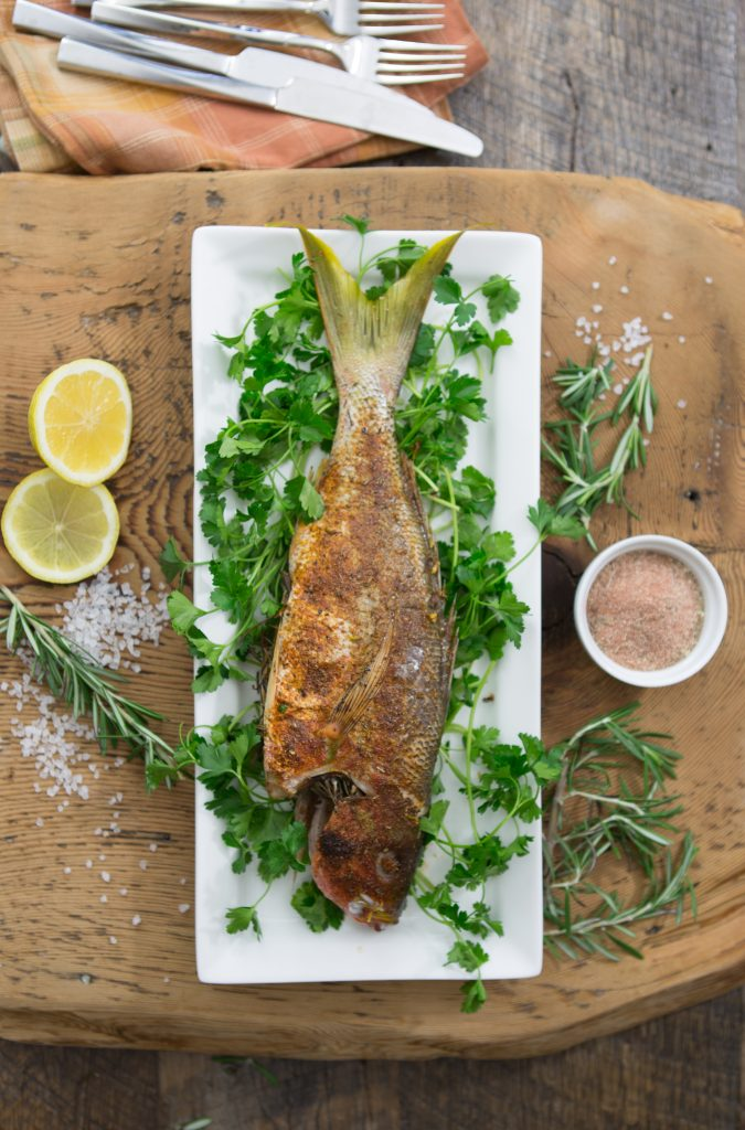 Creole Yellow Tail Snapper Recipe