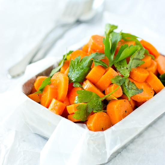 Easy Moroccan Spiced Carrots Recipe