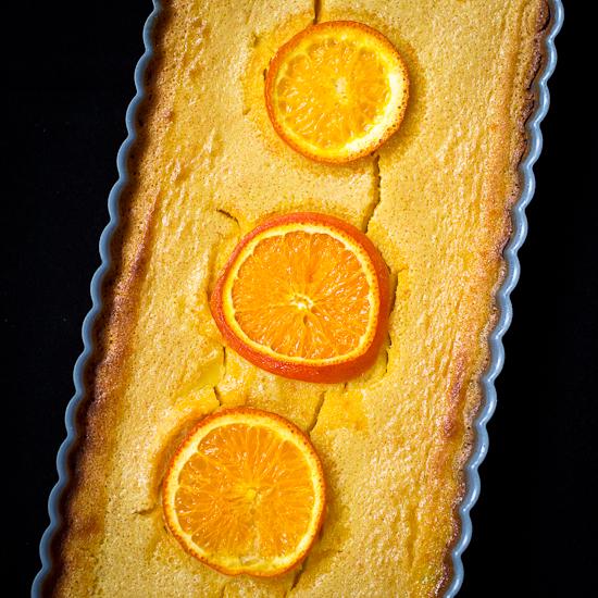 Tangerine Bars Recipe