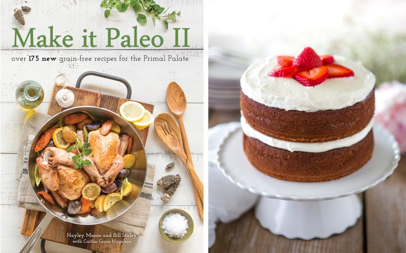 Make it paleo 2 chocolate cake