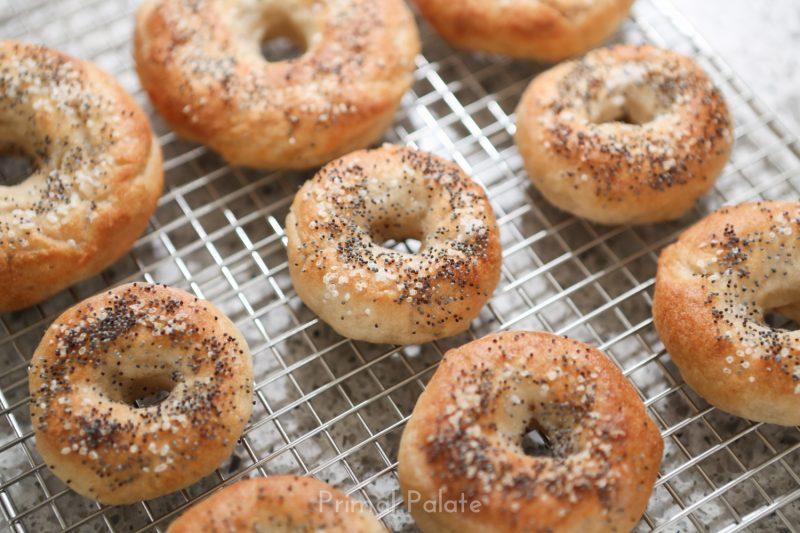 Grain-Free Bagels