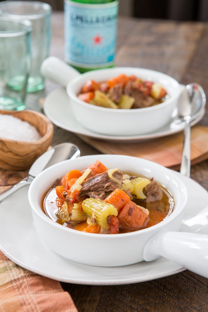 Pressure Cooker Beef Stew - Primal Palate | Paleo Recipes