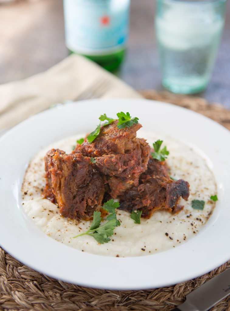 Tomato Braised Short Ribs Recipe