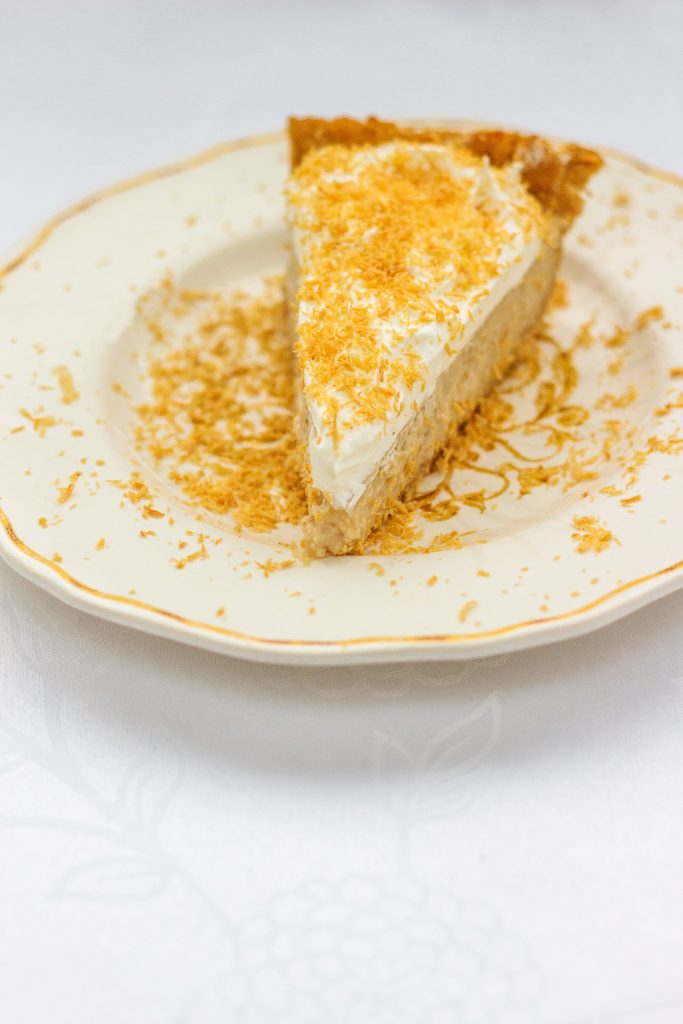 AIP Coconut Creme Pie