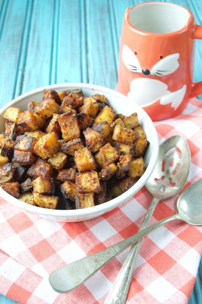 Home fries make it paleo 2