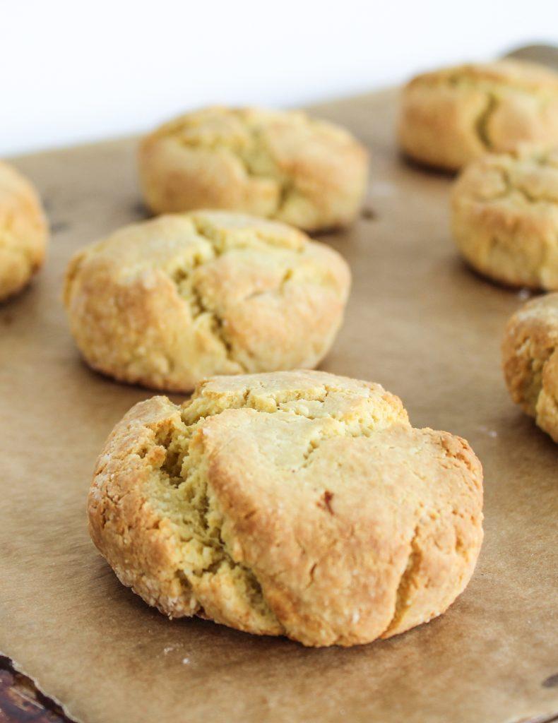 Grain-Free Buttermilk Biscuits
