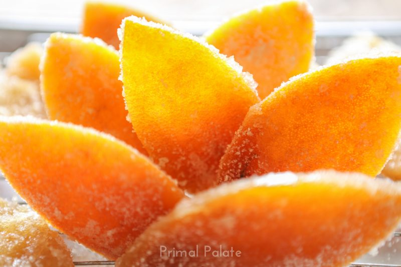Candied Orange Peel-14